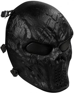 OutdoorMaster tactical skull face mask