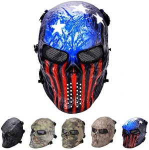 Outgeek Tactical Mask Full Face
