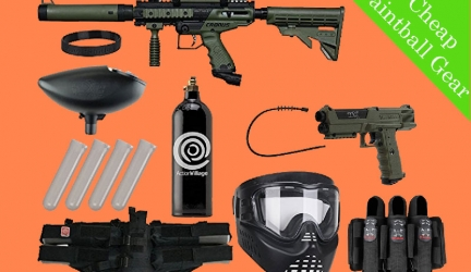 Cheap Paintball Gear Reviews in 2020 – Top 6 Picks